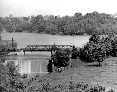 ST. Thomas Reservoir